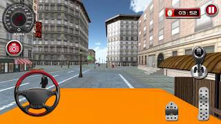 Modern Bus Driving Simulator #4 New Bus Unlocked - Android Gameplay FHD