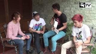 S4 TV Episode 07 (12.10.2013)   Best Boy Band Super Junior Wanna be