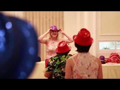 Valentine Hot Chili : Belly Latin Dance 2014