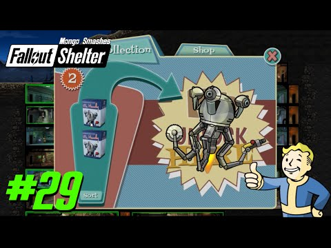 Fallout Shelter Part 29 - Don't Buy Lunchboxes, Pet Crates, or Mr. Handys
