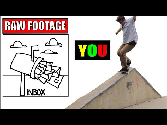 issue 5 inbox raw cut  (RAW UNEDITED BONUS)