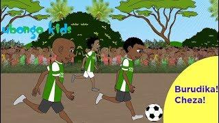 Video za Michezo | Burudika na Ubongo Kids | Hadithi za Watoto kwa Kiswahili