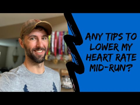 How to Lower an Elevated Heart Rate During a Run Ask Diz 017
