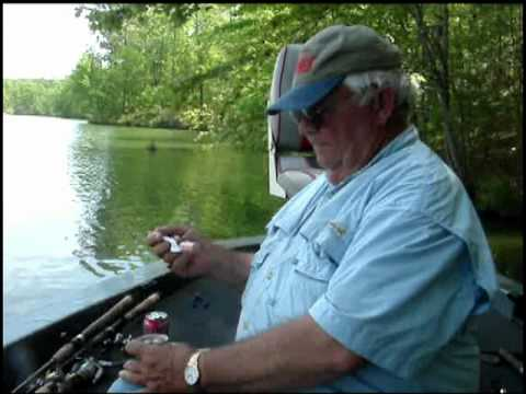 Alabama Bass Fishing .mp4