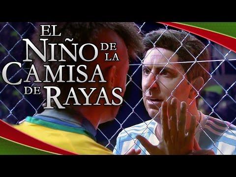 Crackovia | Messi y Neymar l El Niño De La Camisa De Rayas