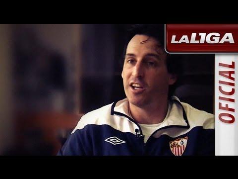 Entrevista a Unai Emery, entrenador del Sevilla FC - HD