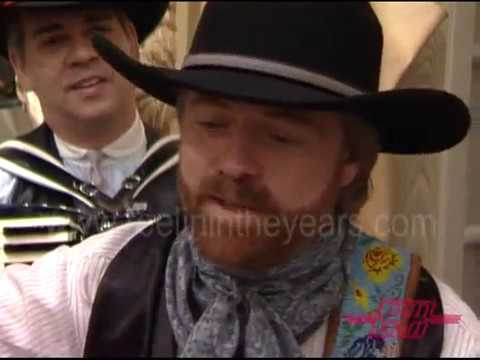 """Michael Martin Murphey- NYC in-store Cowboy set (""""Wildfire"""") & interview on Countdown 1992"""