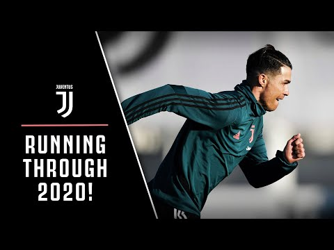 BACK TO TRAINING | FIRST JUVENTUS SESSION OF 2020!