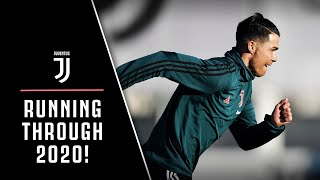 BACK TO TRAINING FIRST JUVENTUS SESSION OF 2020