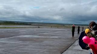 День Воздушного Флота России. Г. Мирный. РС(Я)