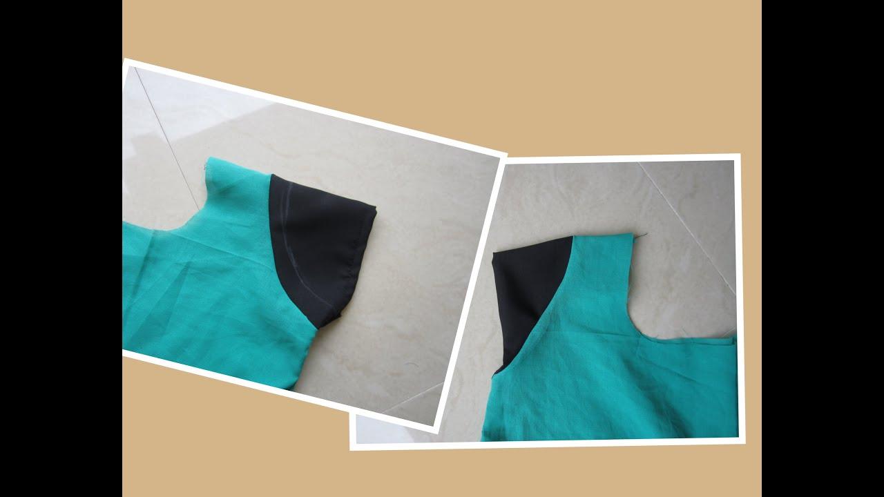 CAP SLEEVES - 2 TYPES DETAILED TUTORIAL