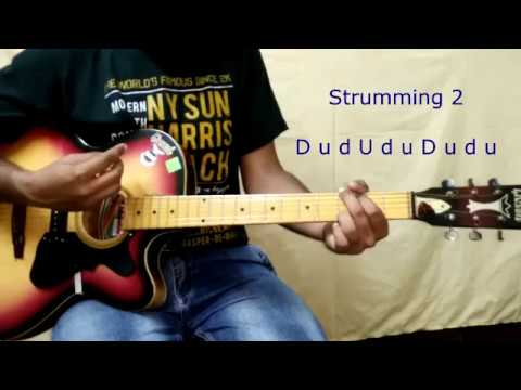 Tu Jaane Na Guitar Lesson for Complete Beginners\' Explained (Your ...