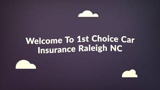 Get Now Car Insurance in Raleigh, NC
