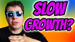 HERE'S HOW TO FÏX SLOW GROWTH!