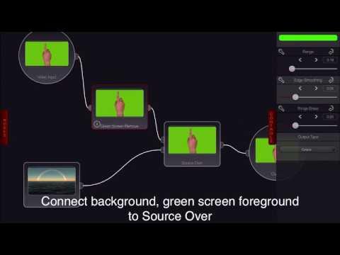 Bricolage: Green Screen