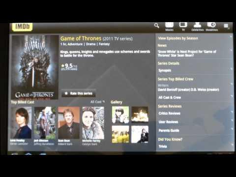 برنامج imdb