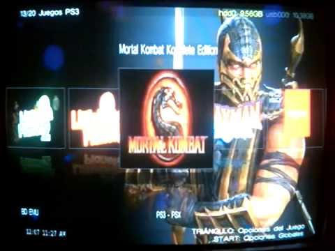 how to use irisman for ps3