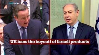 TRT World - World in Focus: UK bans the boycott of Israeli products