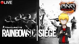 LIVE Rainbow Six Siege #11 Buck เราจะเก็บตังซื้อเจ้า