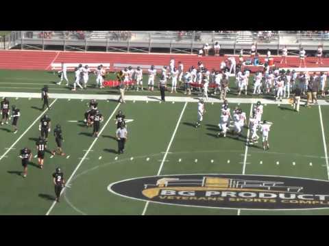El Dorado vs Augusta Football