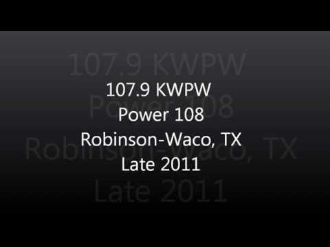 Texas Rhythmic & CHR Top 40 Aircheck Samples 2011-2012 Part 10