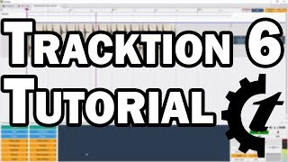 Tracktion 6 Tutorial - Best Free DAW for Beginners