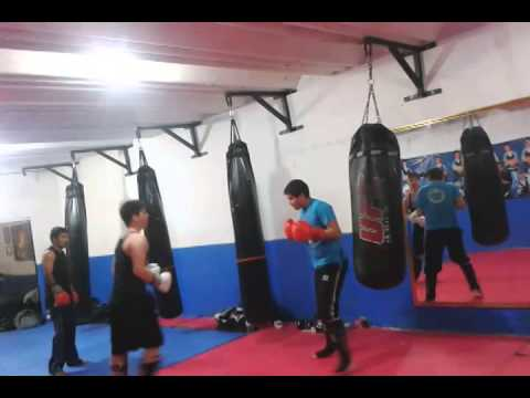 Sparring Miguel