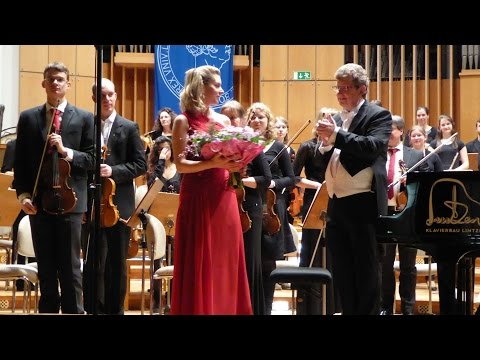 Beethoven - Piano Concerto no.5 op.73 (Jamina Gerl) ~excerpts~