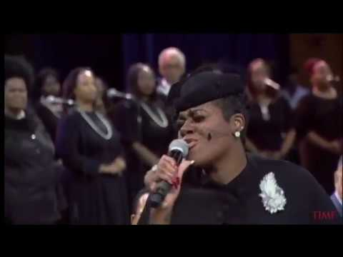 Fantasia - You've Got A Friend / Precious Lord (Aretha Franklin Homegoing)