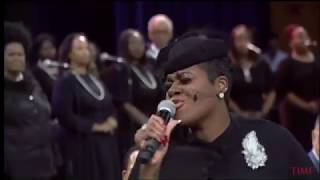 Fantasia - Precious Lord (Aretha Franklin Homegoing)