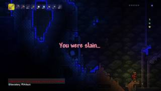 Terraria not so speedrun