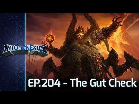 """#204 - Into the Nexus: """"The Gut Check"""""""