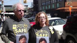 Debbie & Harold Kahn on Defending NYC's Right of Way Law
