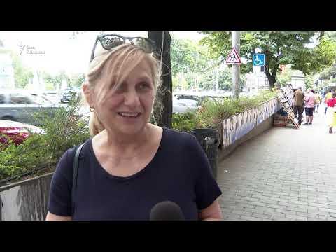 Смотреть Жители Тбилиси - о мате в телеэфире онлайн