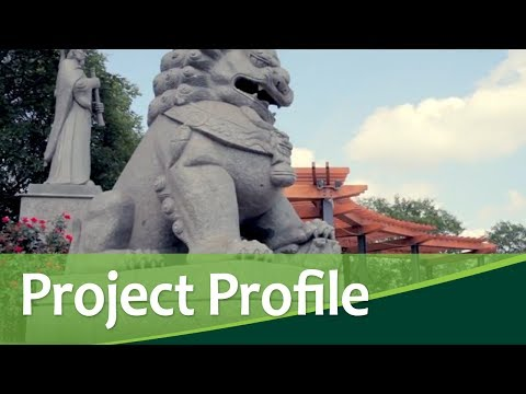 Chinatown's 10th Street Plaza - The Engineering Behind...