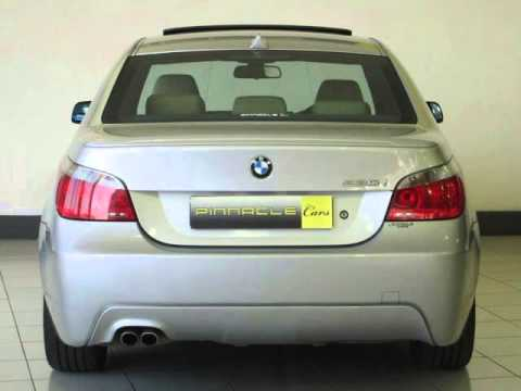 2008 Bmw 5 Series 530i M Sport At Call 0117872881 Auto For Sale