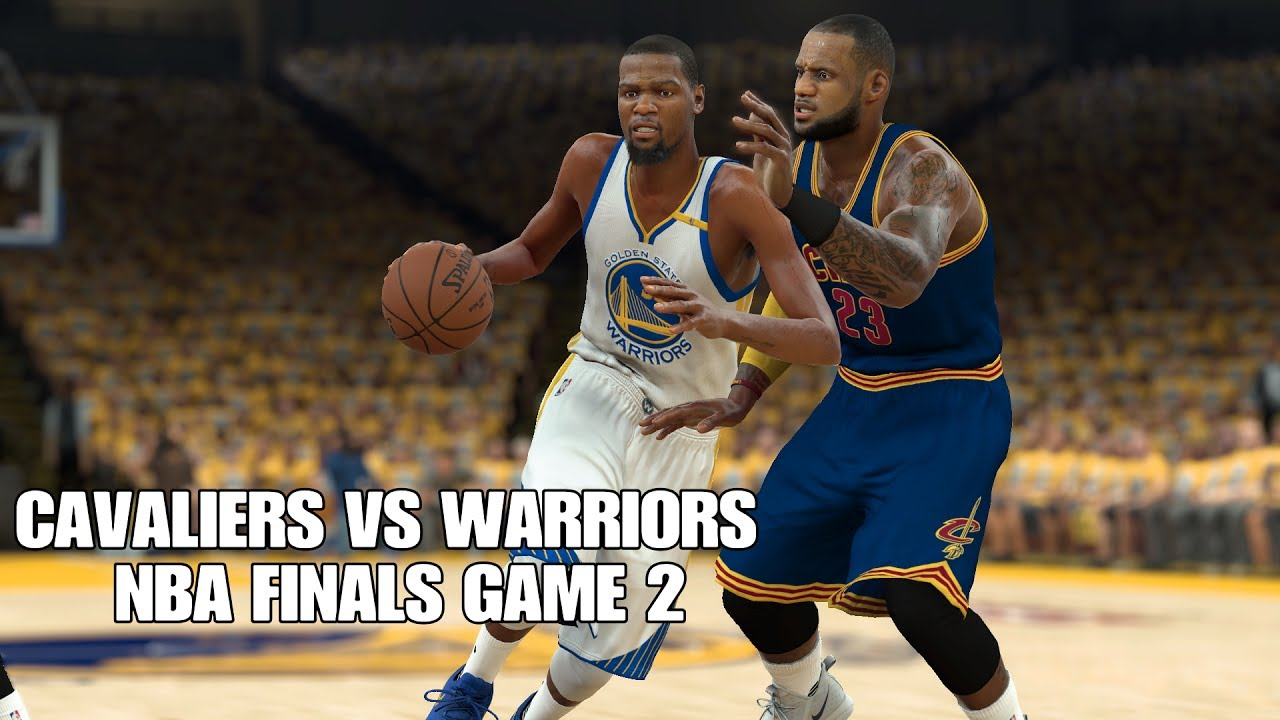 2017 Golden State Warriors vs Cleveland Cavaliers Game 4 ...