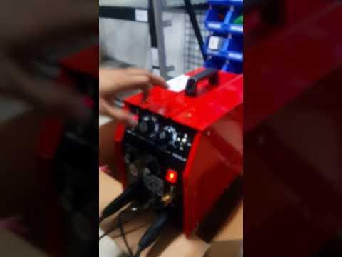 氬焊機教學 - YouTube