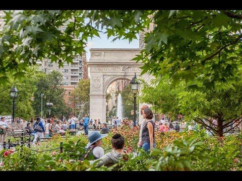 I segreti di Washington Square Park a New York (Greenwich Village)