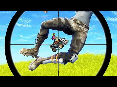 *1 IN 1 MILLION* ACCIDENTAL SHOT! - Fortnite Funny Fails and WTF Moments! #396