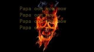 Rob Zombie - Burn (Lyrics)
