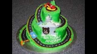 Boy Party cake ideas
