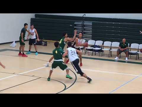 🏀 Blake Lander, Beverly Hills HS Varsity 10.14.17