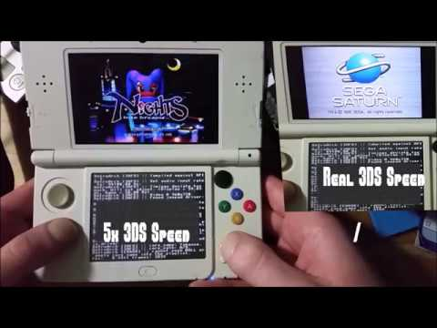 Unofficial 3DS RetroArch builds | GBAtemp net - The