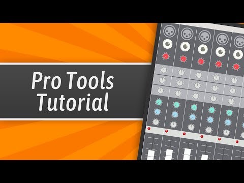 Pro Tools Tutorial For Beginners (Everything You Need To Know) – BehindTheSpeakers.com