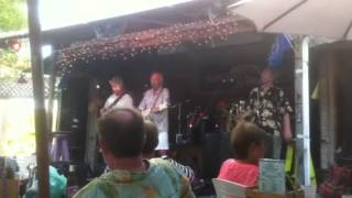 Paul Cotton Band at the Schooner Wharf Key West