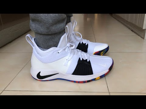 brand new aa404 021e8 Nike PG2 MARCH MADNESS on foot !