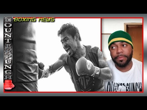 THE HANDSPEED OF MANNY PACQUIAO: TRAINING WEEK 1