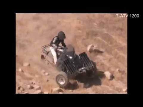 Sand-X T-ATV 1200 Special Operations tracked all terrain vehicle Streit Group United Arab Emirates