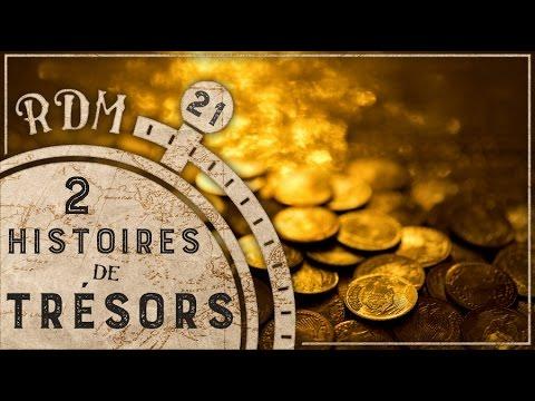 Deux Chasseurs de Trésors ( + Chasse au trésor organisée ! ) - RDM #21